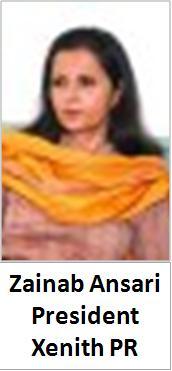 President, Xenith PR, Pakistan