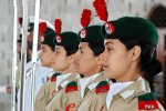 Pakistan Army Female Cadets